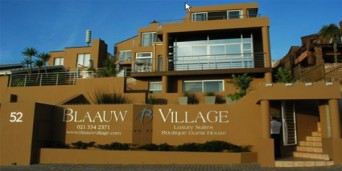 Blaauwvillage Luxury Boutique Guesthouse, Bloubergstrand