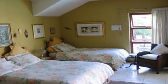 A Queenslin Bed and Breakfast