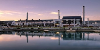 The Turbine Hotel & Spa, Knysna
