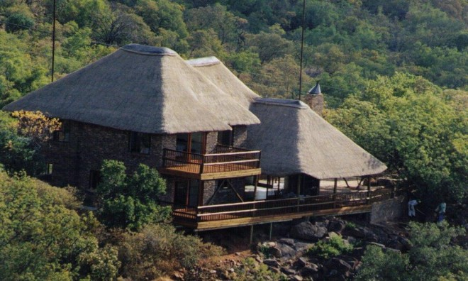 Sindisa Guest Lodge,