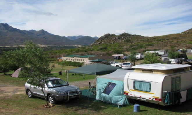 accommodation in Citrusdal