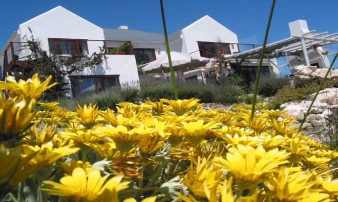 Farr Out Guesthouse, Paternoster