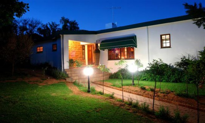 accommodation in Springbok