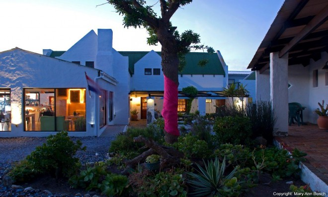 accommodation in Yzerfontein