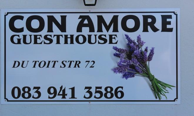 Con Amore Guesthouse, De Aar