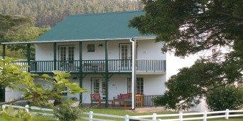 accommodation in Knysna