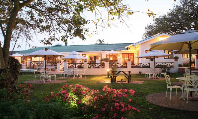 Eight Bells Mountain Inn, Mossel Bay
