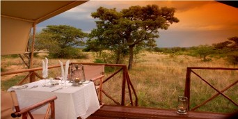 Kwafubesi Tented Safari Camp,