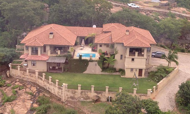 Fish Eagles Nest Country Lodge