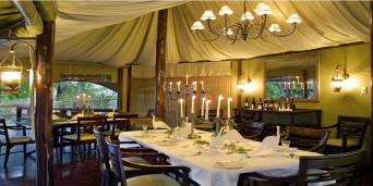 Hamiltons Tented Safari Camp