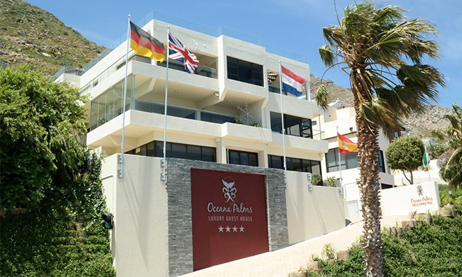 Oceana Palms Luxury Guest House, Gordons Bay