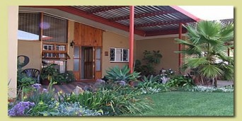 accommodation in Oudtshoorn