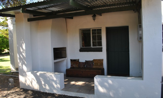 Rooidam Cottages