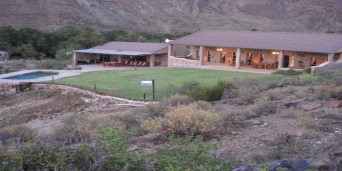 Wagendrift Lodge, Prince Albert