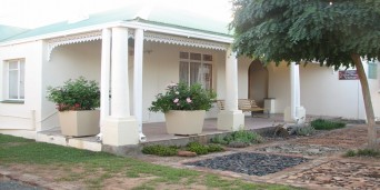 accommodation in De Aar