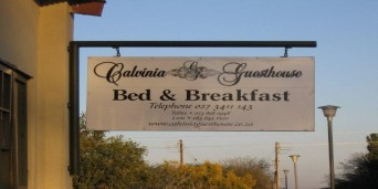 accommodation in Calvinia