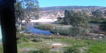 Bulshoekdam Resort, Clanwilliam