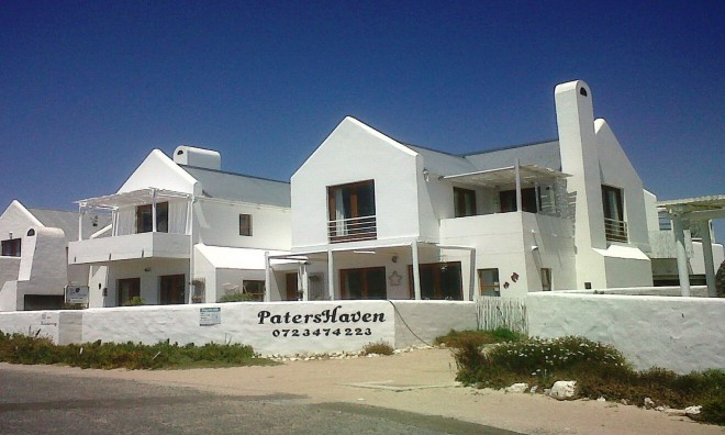 accommodation in Paternoster