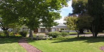accommodation in Colesberg
