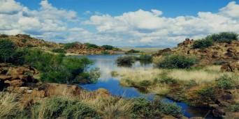 Quaggasfontein Guest Farm