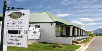 De Doornkraal Historic Country House Boutique