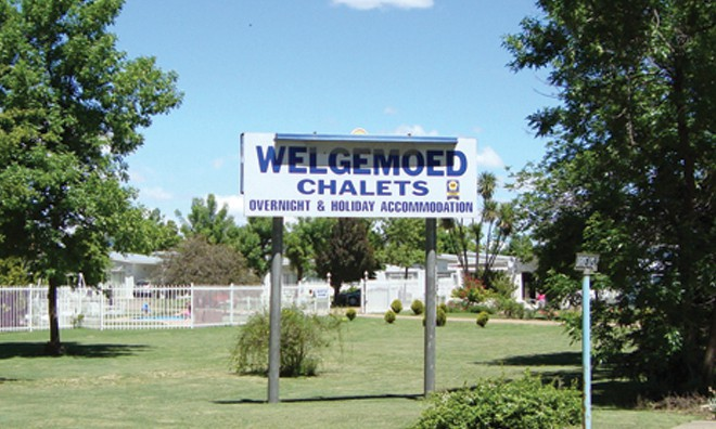 Welgemoed Chalets