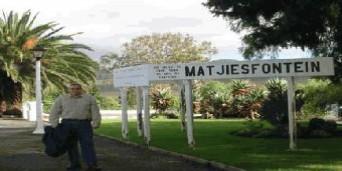 Matjiesfontein Tourism