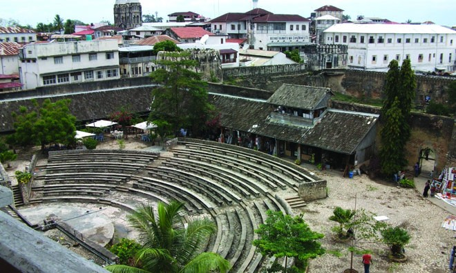 City Tour of the Historical Stone Town