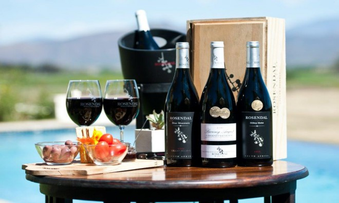 Rosendal Winery & Wellness Retreat